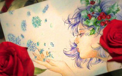 """Concurso de Dibujo """"Navidad e Invierno 2018"""""""